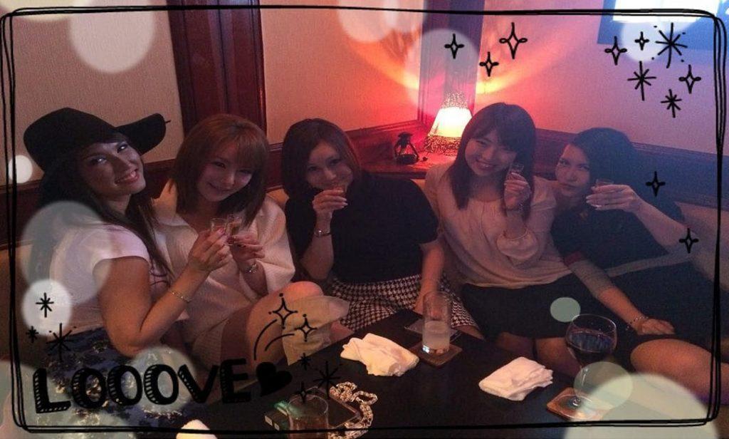 Maria Ozawa và bạn bè