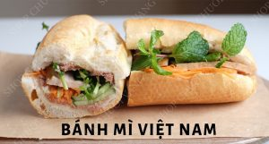 Các loại bánh mì Việt Nam
