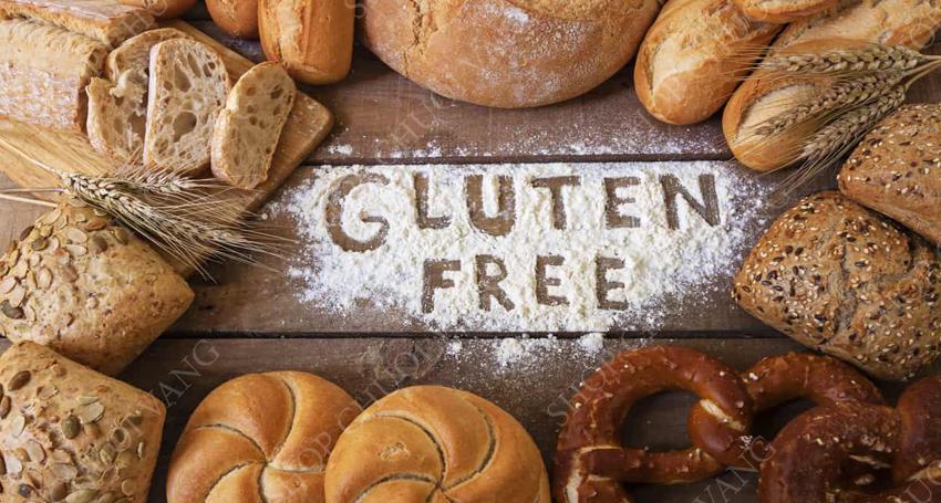 Bánh mì có chứa Gluten
