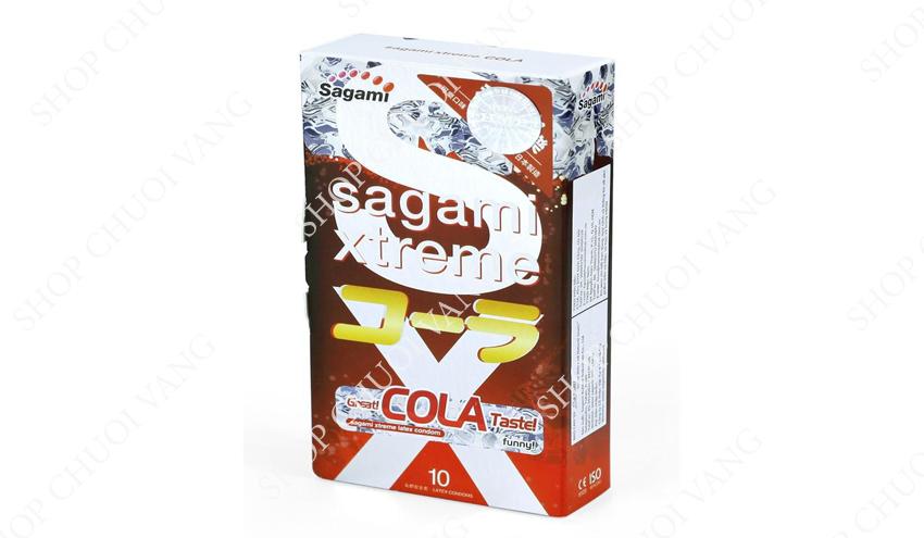 Sagami Xtreme Cola