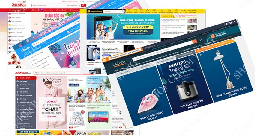 kênh thương mại điện tử
